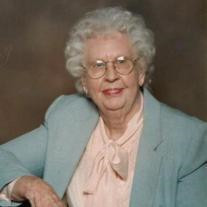 Mary  Agnes Renfroe Taryla