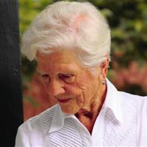 Mrs. Mildred Mozingo Smith