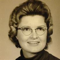 Madeline Johnston Gillespie
