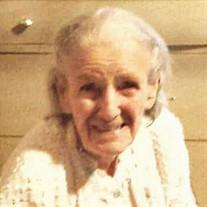 Betty Evans Huff