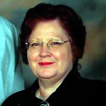 Yvonne Morton Hayward