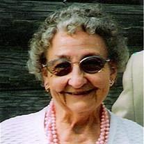 Mrs. Mary Irene Hegemann