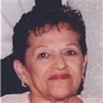 """""""Coqui"""" Margarita Gonzalez"""