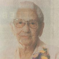 Wilma Jene Crone