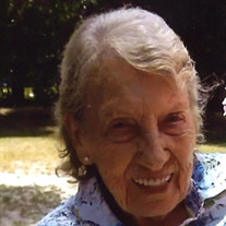 Mrs. Mildred Elizabeth Underwood Smelley