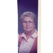 Annie Ruth Lunsford Quackenbush