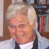 Suzanne Martin McVey