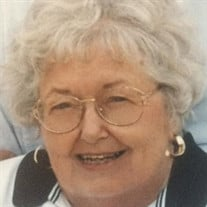 Margaret Isabelle Booth