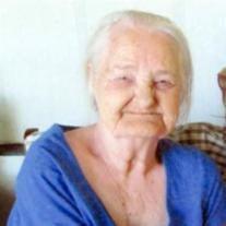 Clara Mae Richardson
