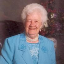 Velma Gregory Vaughan