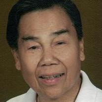 Dr. Pacifico C. Amaro