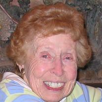 """Elizabeth """"Betsy"""" Ann Krieger"""
