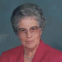 Thelma Poff Dean