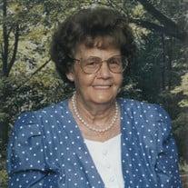 Myra Pauline Webb