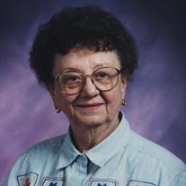 Hildegard S. Kopfensteiner