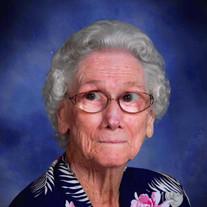 Mrs. Sarah Margaret Rhodes