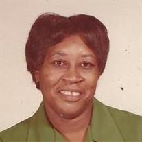 Mrs. Dorothy Wilson