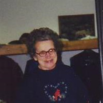 Margaret  M Smith