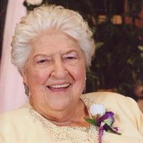 Mrs Lucille McIntosh