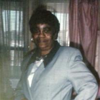 Mrs. Jimmie Lean Sutton Holland