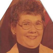 Violet Jane Reynolds