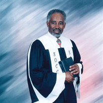 Rev. Willie Love,  Jr.
