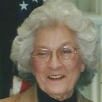 Mrs. Joan Smith Thornton