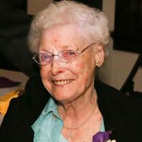 Gladys Bernadine David