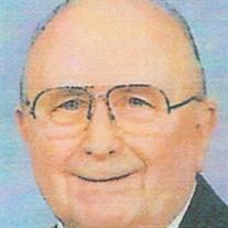 Deacon William H. Eyles