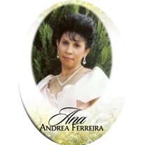 Ms. Ana Andrea Ferreira