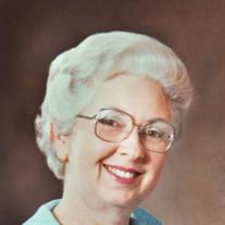 Sarah Elizabeth Patrick