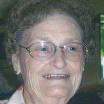 Mary Edith Blandford Hagan Conkright