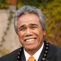 Isaac  Ikaaka Ha'o III