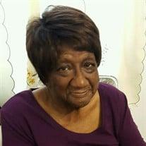 Mrs. Flossie Mae Brown