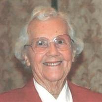Mrs. Sarah Burris Davis