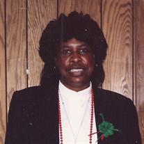 Mamie R Saunders