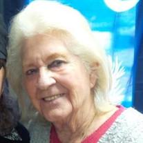 Joan Clark Stewart