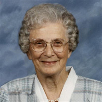Margaret Irene Swanson