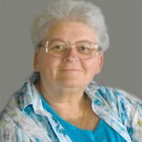 Nora Lee Heidbrider (nee Strobel)