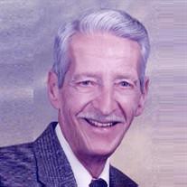 """Cecil Lester """"Bo"""" Cranfill Sr."""