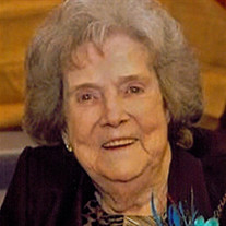 Mildred Louise Anthony
