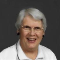 Gloria  Mildred Hobday (nee Dykeman)