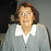 Valerie Josephine Phyllis Taylor Moorhead