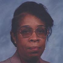 Mrs. Margaret Baker Levi