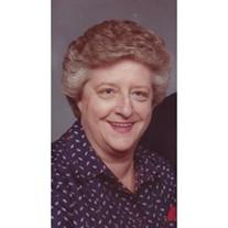 Peggy Jane Krawizcki