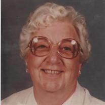 Gladys Mae Ward