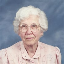 Margaret Seaman Rosebrock
