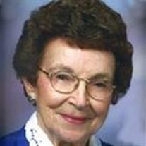 Thelma Agnes Lindeman