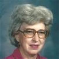 Ruth Florence Pedersen