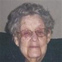 Marjorie Rosalind Hewitt